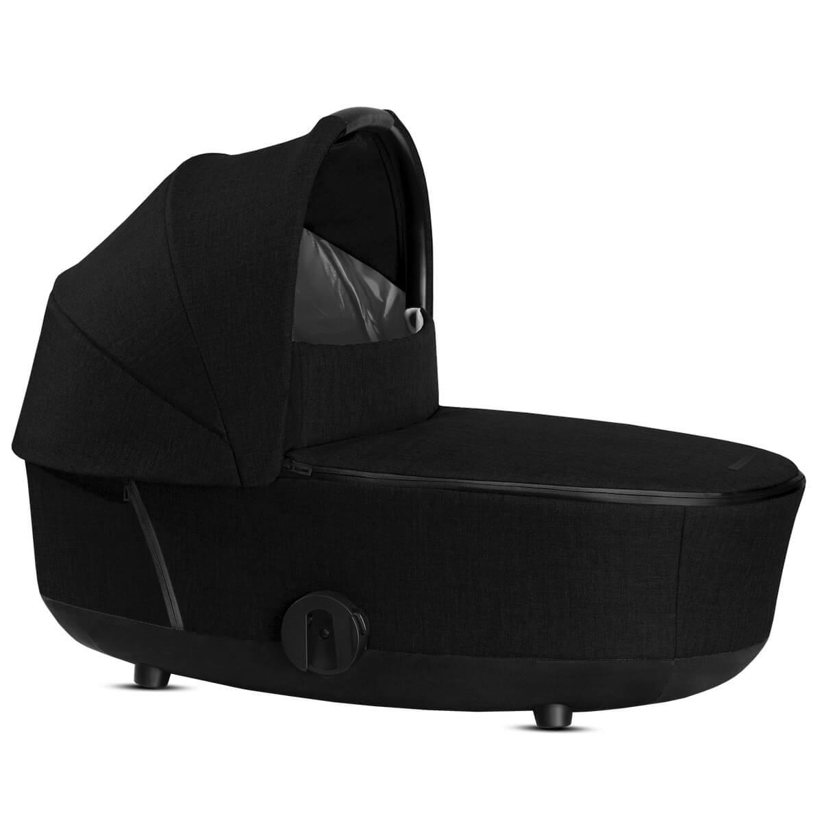 Capazo de luxe MIOS Cybex Plus Stardust Black Plus-black