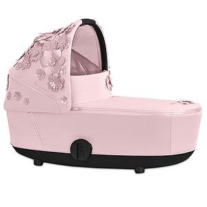 Capazo de luxe MIOS Cybex Simply Flowers pink