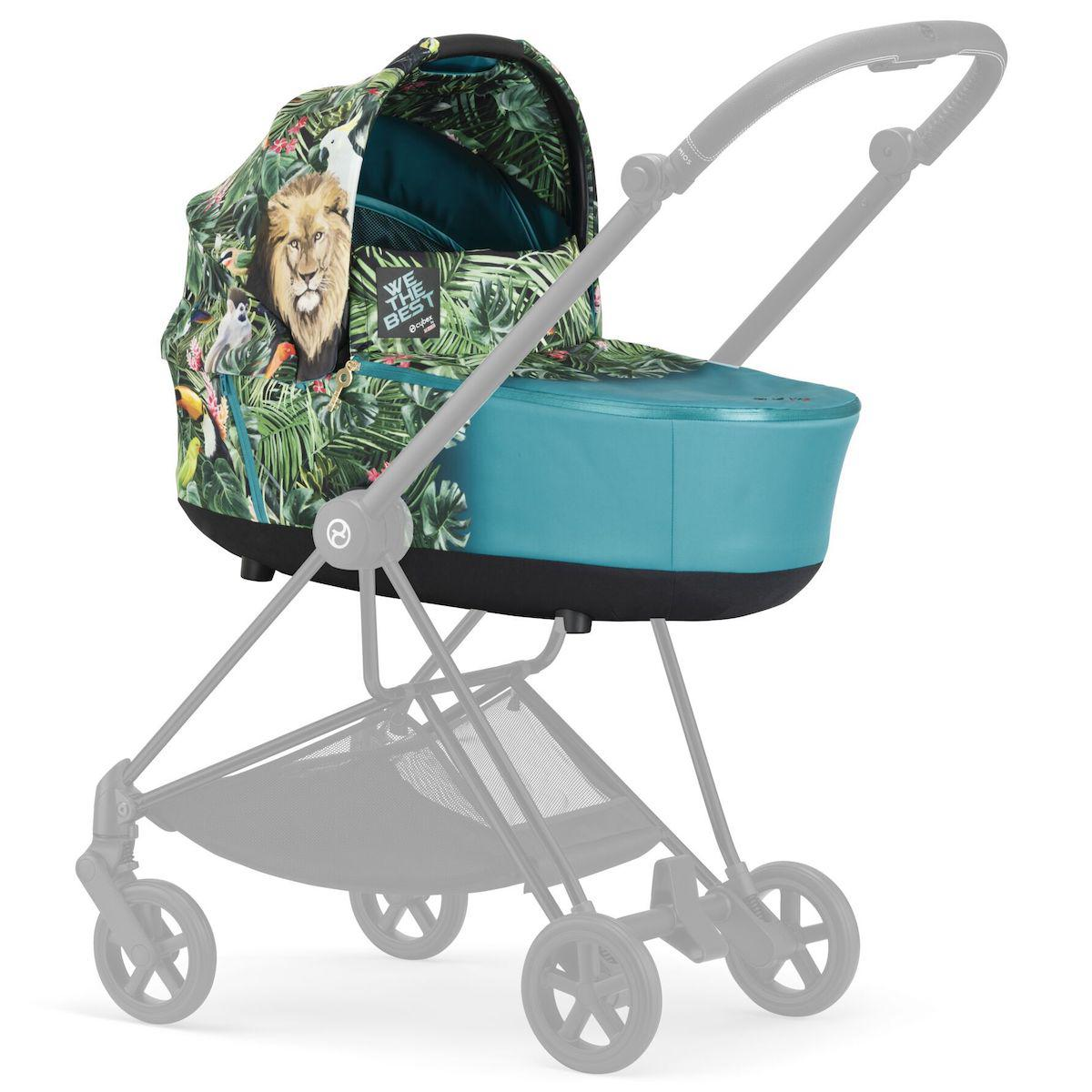 Capazo Lux MIOS Cybex We The Best Blue