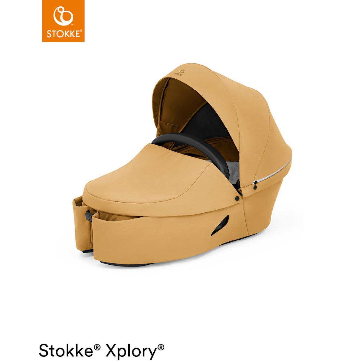 Capazo XPLORY X Stokke Golden Yellow