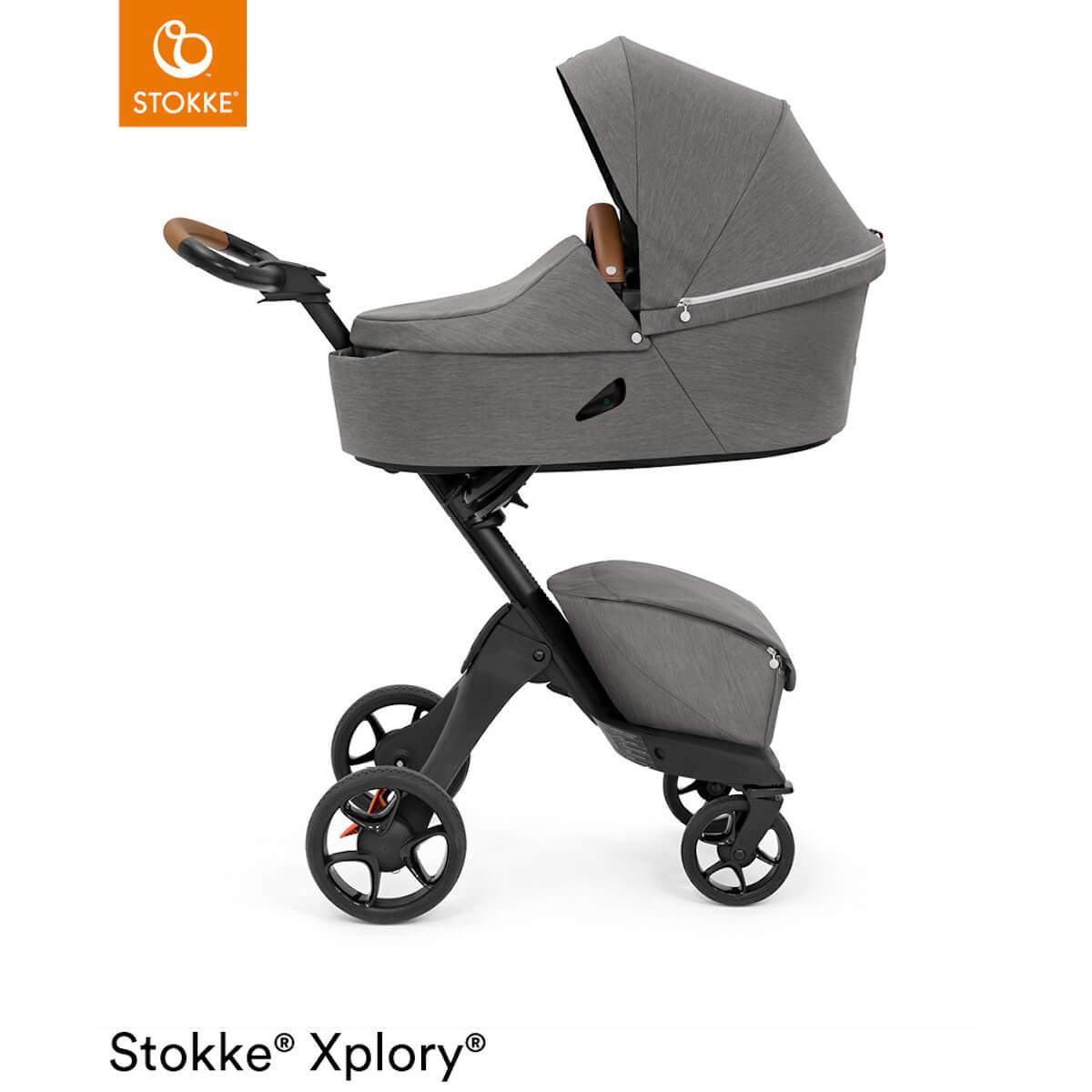 Capazo XPLORY X Stokke Modern Grey
