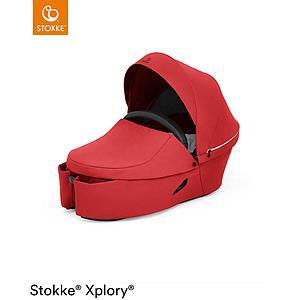 Capazo XPLORY X Stokke Ruby Red