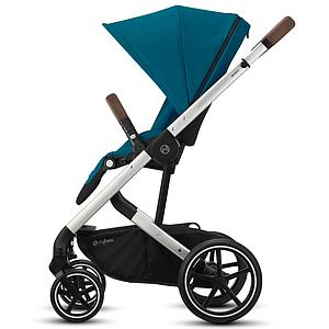 Carrito BALIOS S LUX SLV Cybex River blue-turquoise