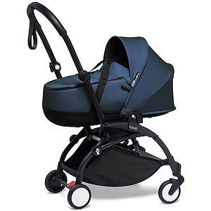 Carrito completo YOYO² bassinet 6+ Babyzen negro-Air France
