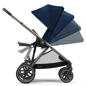 Carrito GAZELLE S TPE Cybex taupe-Navy blue