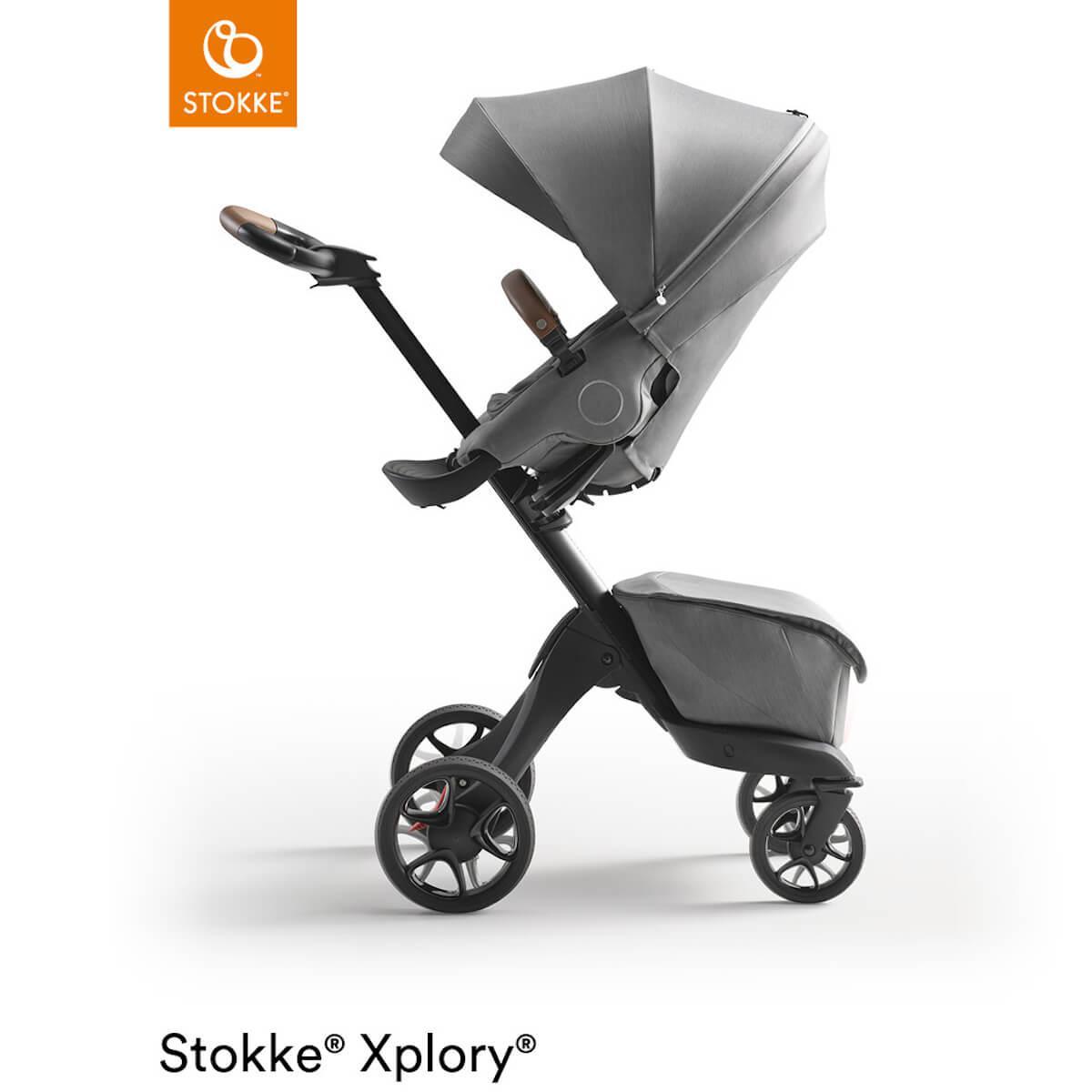 Carrito XPLORY X Stokke Modern Grey