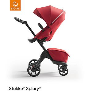 Carrito XPLORY X Stokke Ruby Red