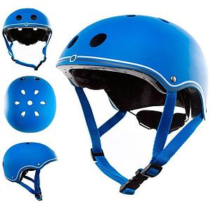Casco Junior Globber azul marino