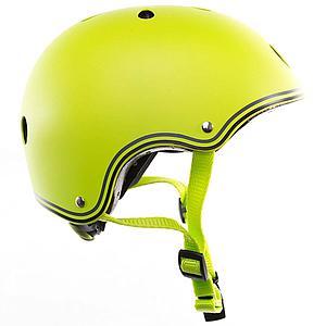 Casco Junior Globber verde