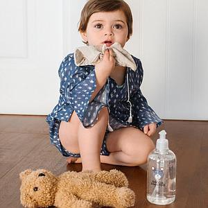 Champú-gel para bebé 250ml OSO Mamma Baby