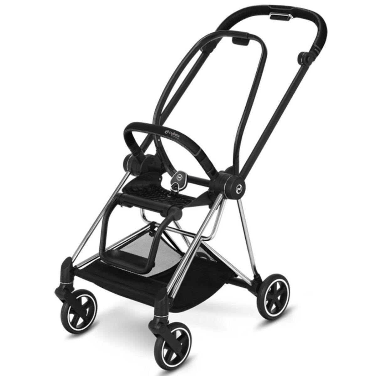 Chasis carrito MIOS Cybex chrome-black