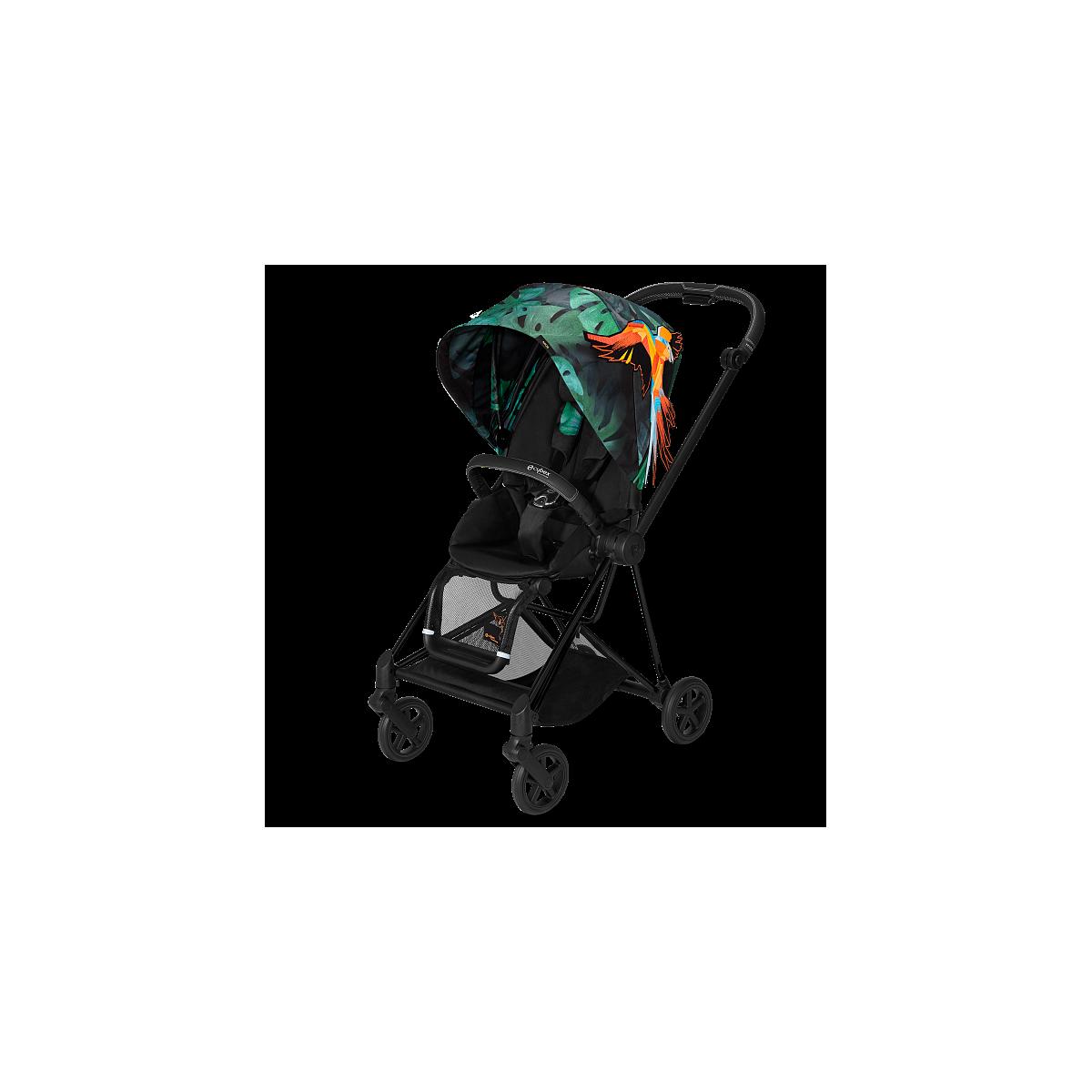 Chasis carrito MIOS Cybex matt black-black