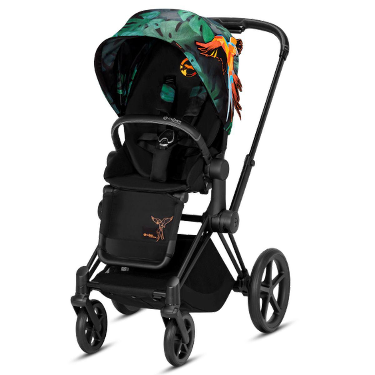 Chasis carrito PRIAM Cybex matt black-black