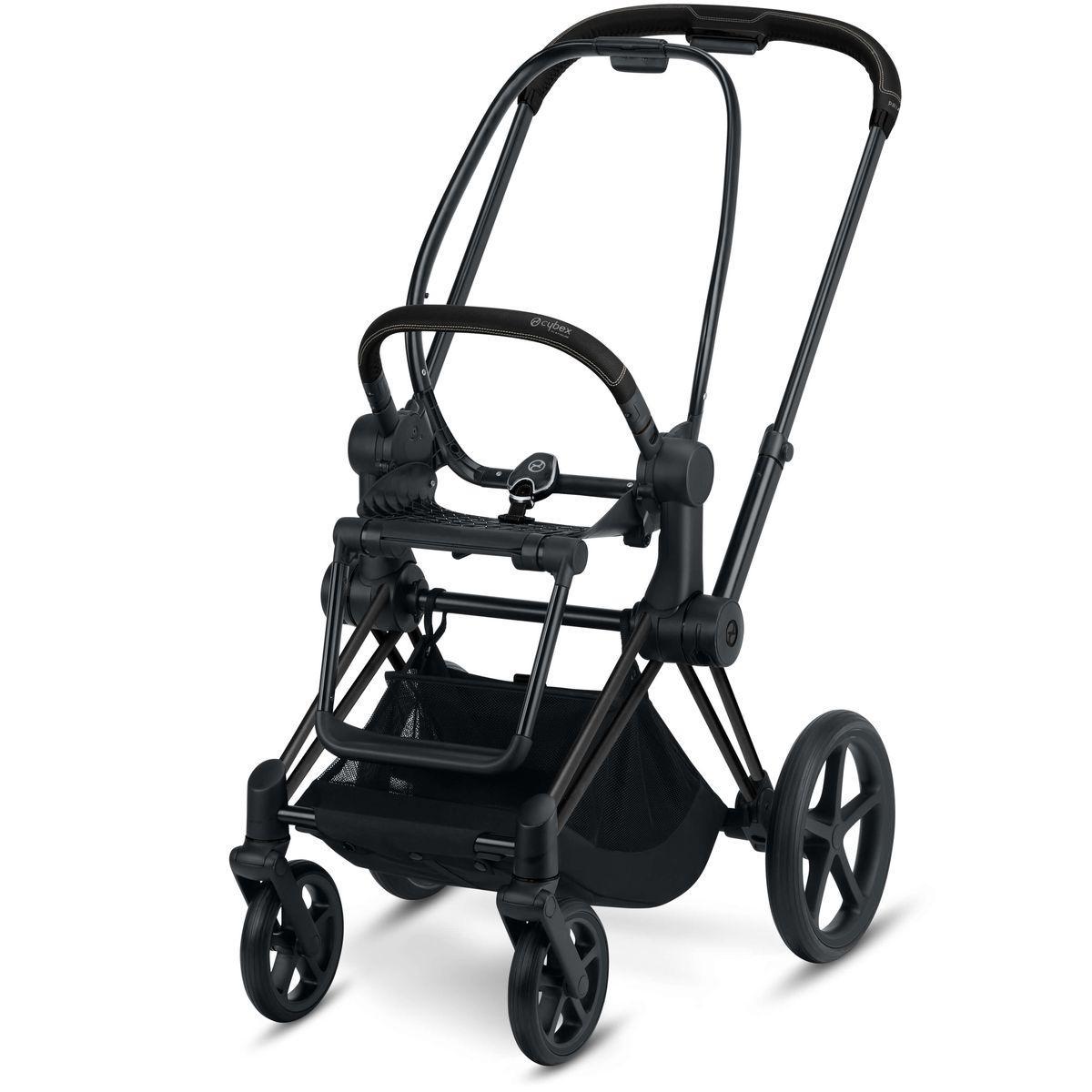 Chasis de carrito eléctrico ePRIAM Cybex matt black