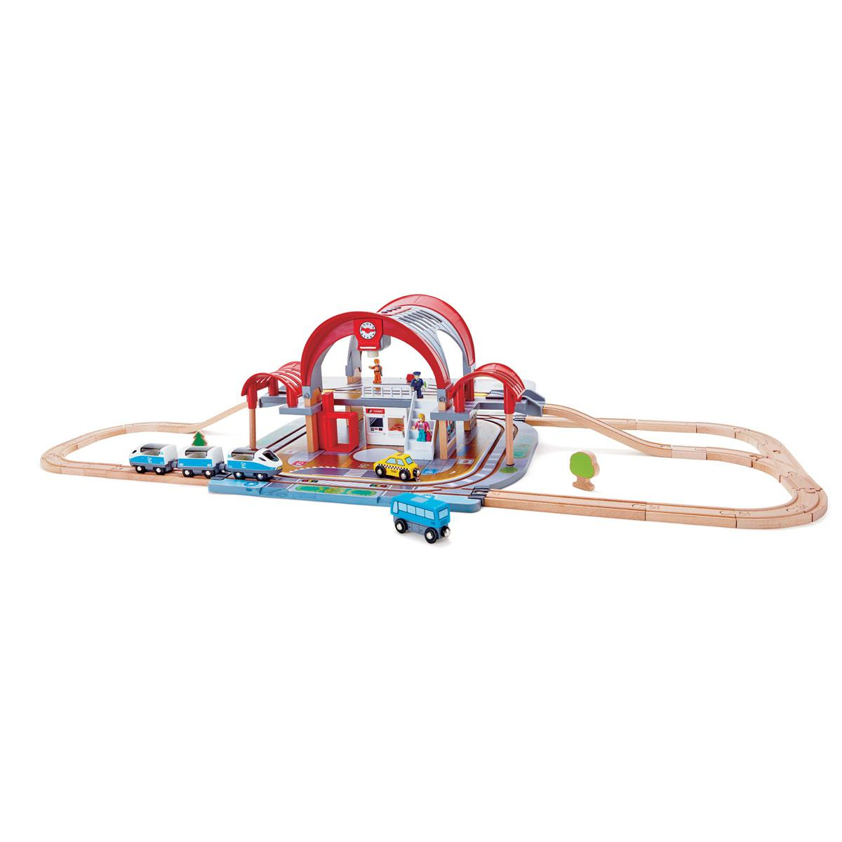 Circuito tren GRAND CITY STATION Hape
