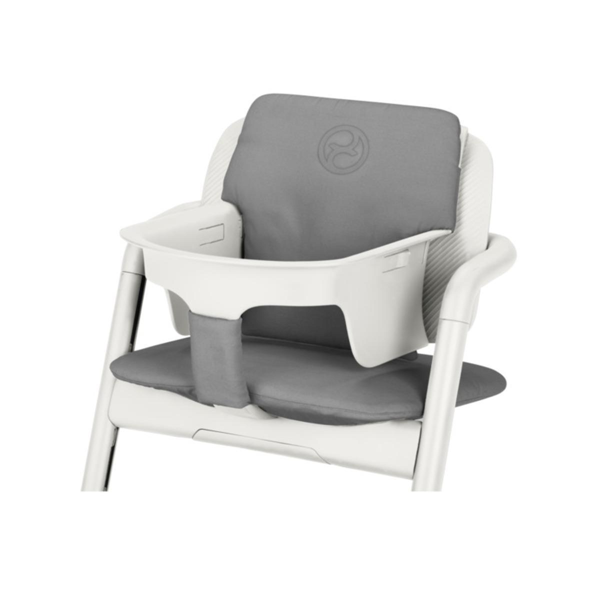 Cojín reductor trona bebé LEMO Cybex storm grey-grey