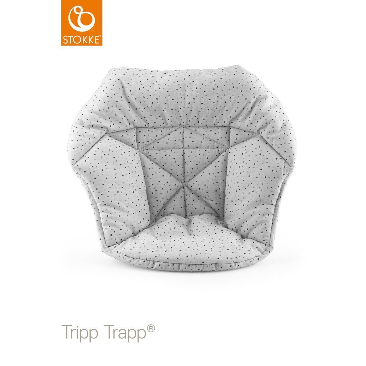Cojín trona bebé mini TRIPP TRAPP Stokke cloud sprinkle