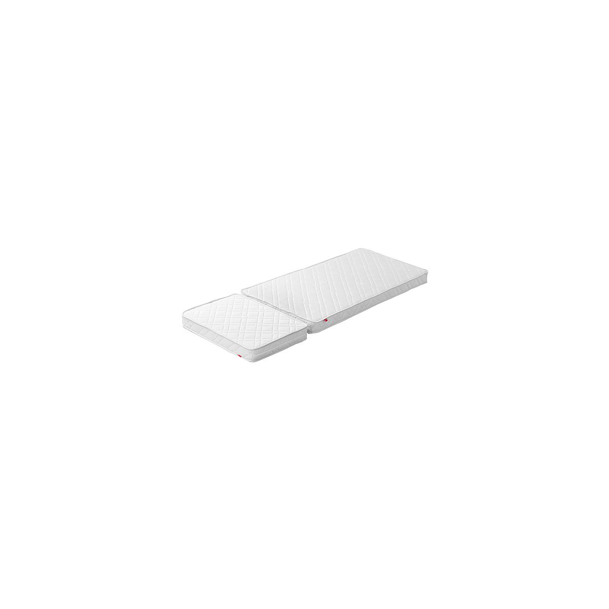 Colchón Cama infantil junior extensible WHITE Flexa