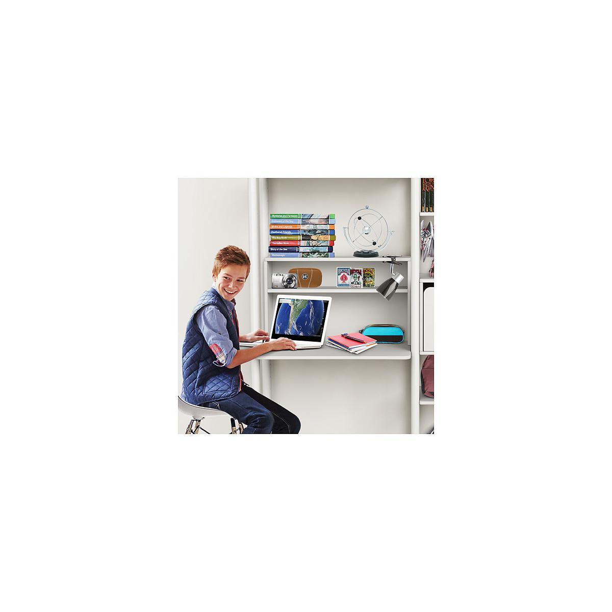 Combi 5. estanterías Midi-Maxi SHELFIE Flexa blanco