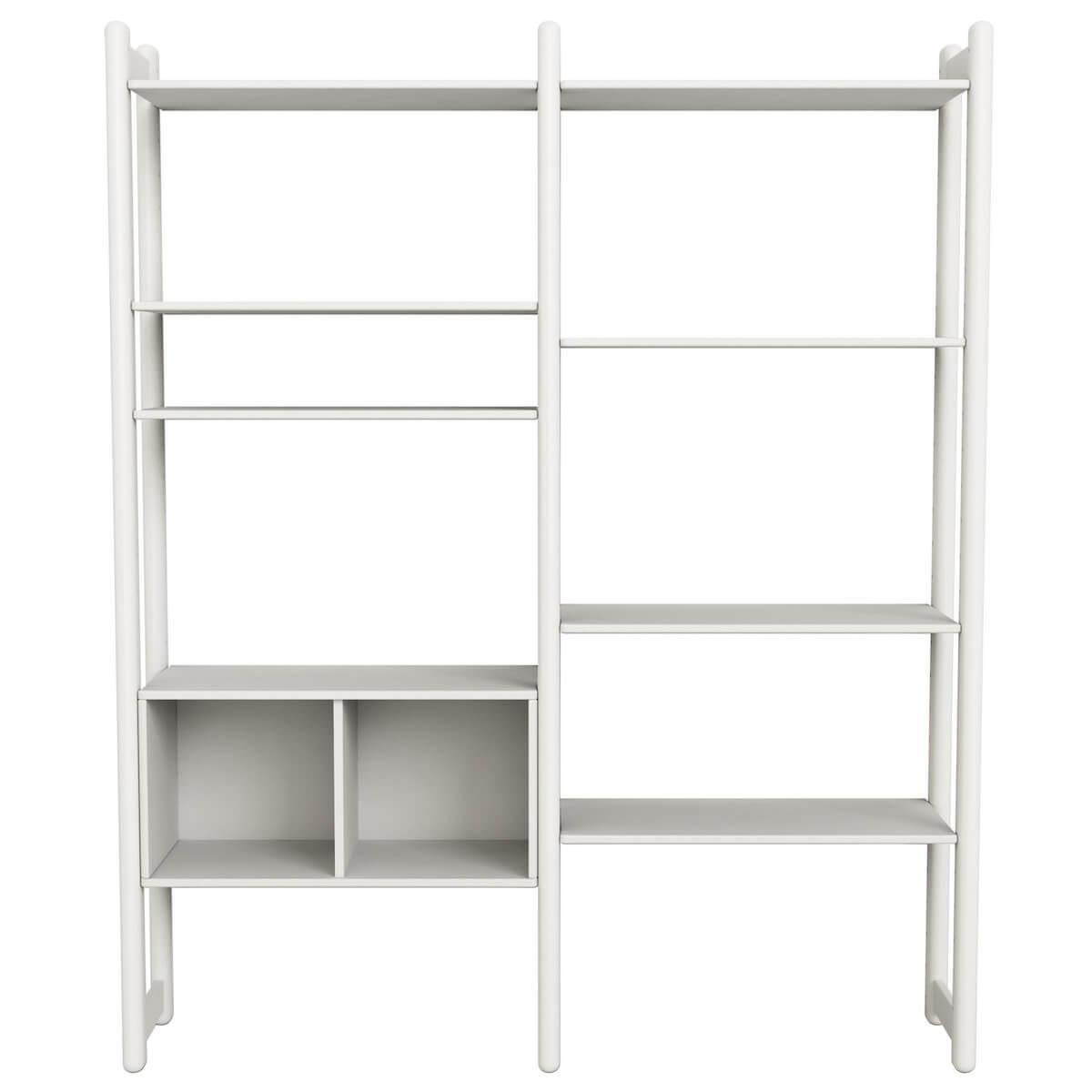Combi 6. estanterías Maxi SHELFIE Flexa blanco