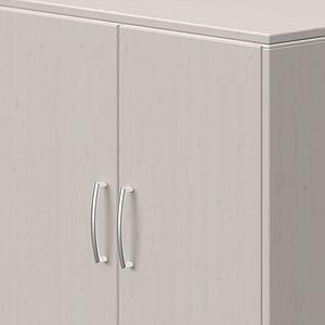 Cómoda 2 puertas CLASSIC Flexa grey washed