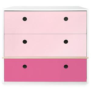 Cómoda COLORFLEX cajones frontales sweet pink-pink