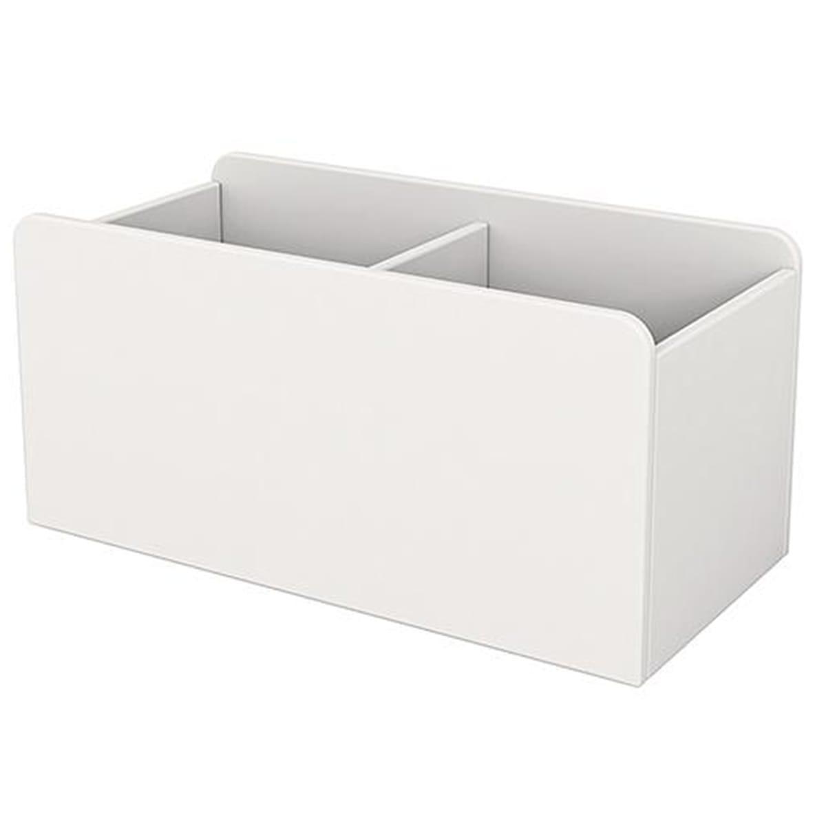 Contenedor almacenamiento SHELFIE Flexa blanco