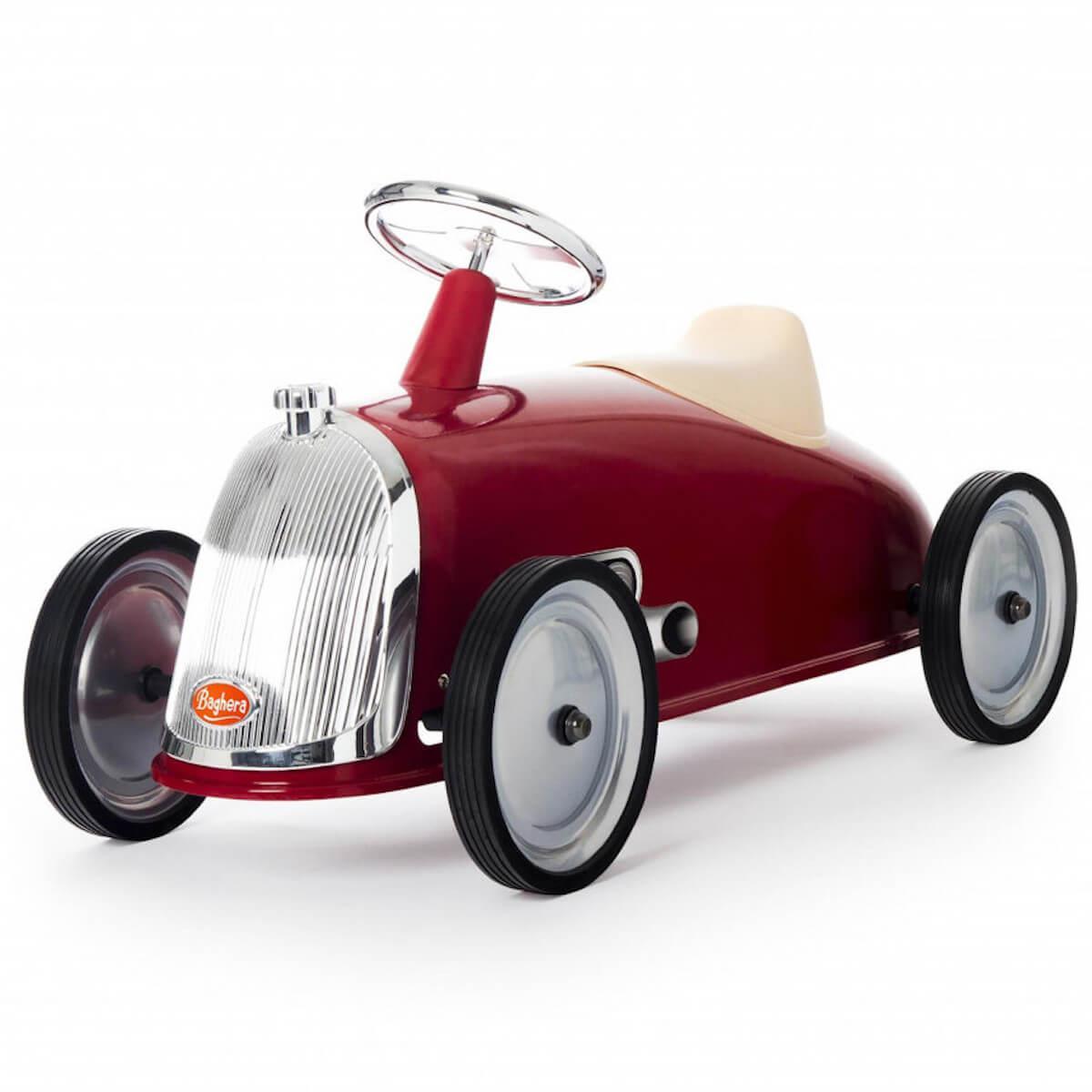 Correpasillos coche RIDER Baghera rojo