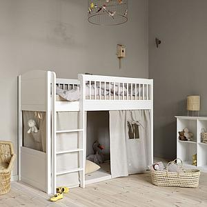 Cortina cama media-alta SEASIDE LILLE+ Oliver Furniture caramelo