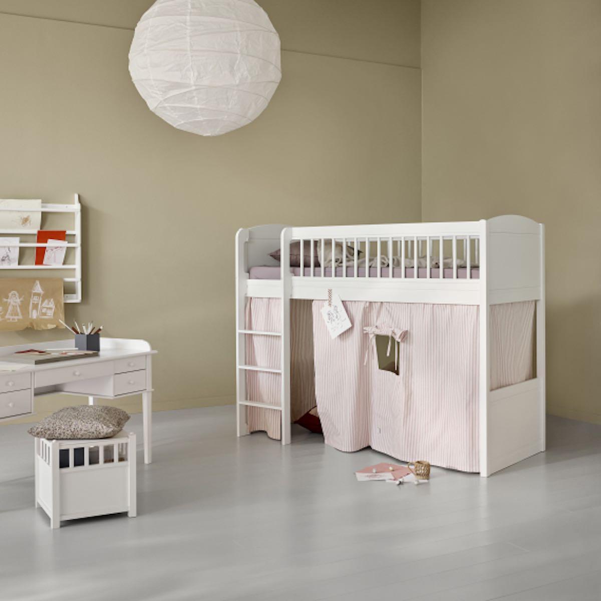 Cortina cama media-alta SEASIDE LILLE+ Oliver Furniture gris