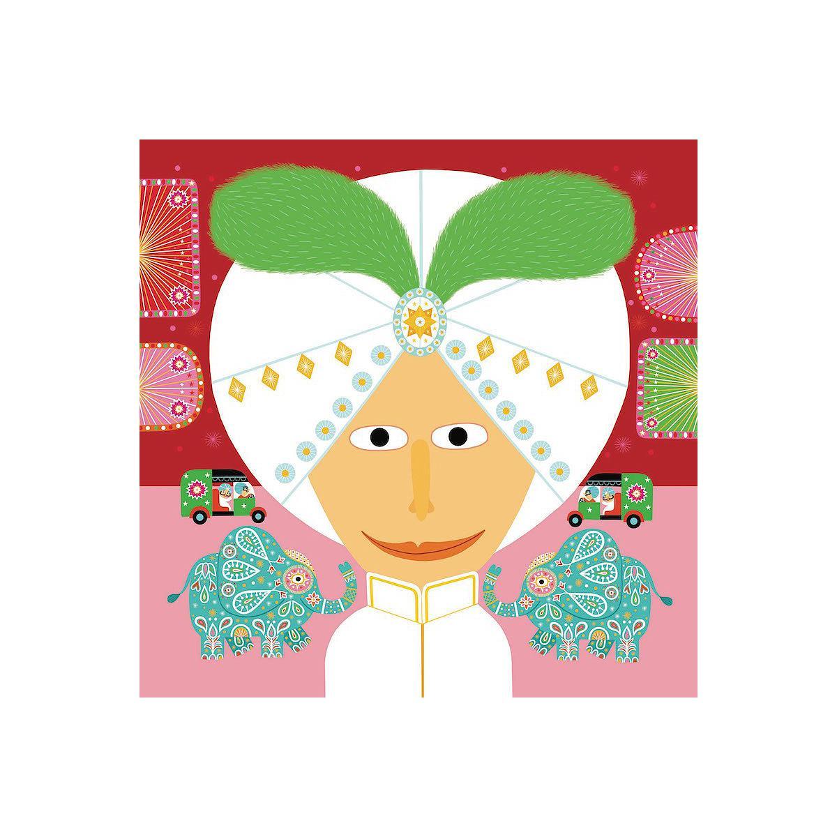 Crear con pegatinas pequeños regalos 3-6Y TODAS DIFERENTES Djeco MTODJECO