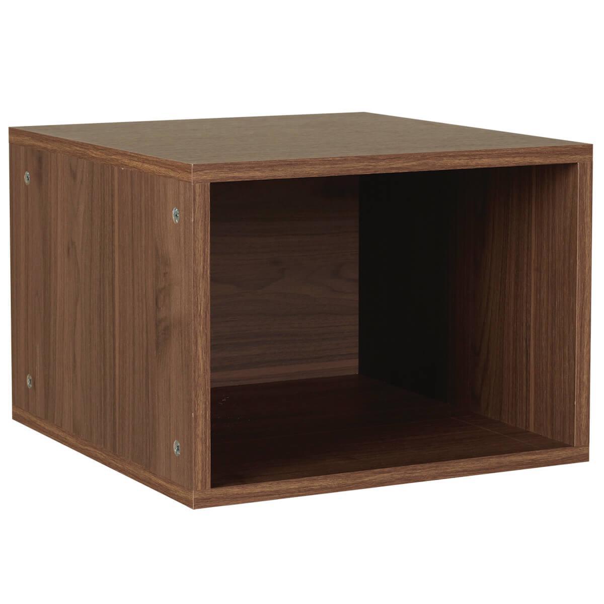 Cubo armario COCOON Quax nogal