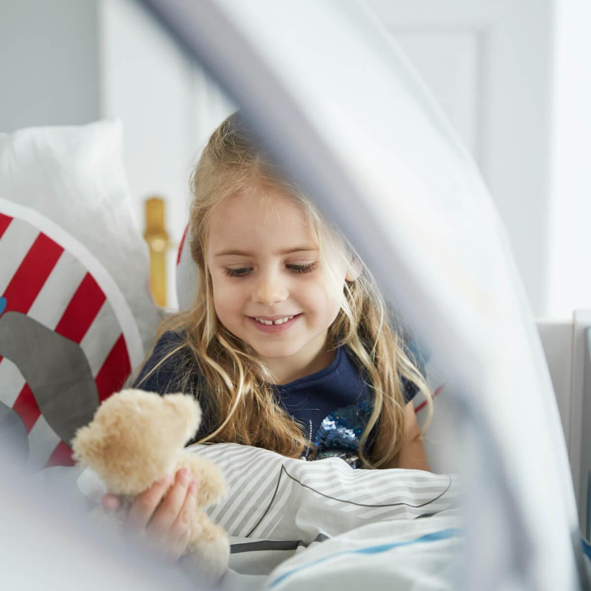 Cueva juego camas infantiles LITTLE HEROES Flexa
