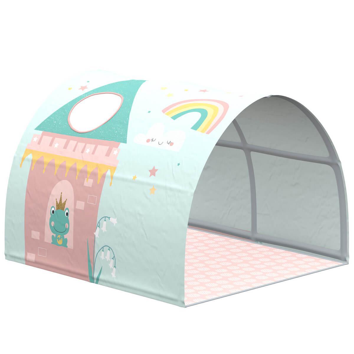 Cueva juego camas infantiles PRINCESA Flexa