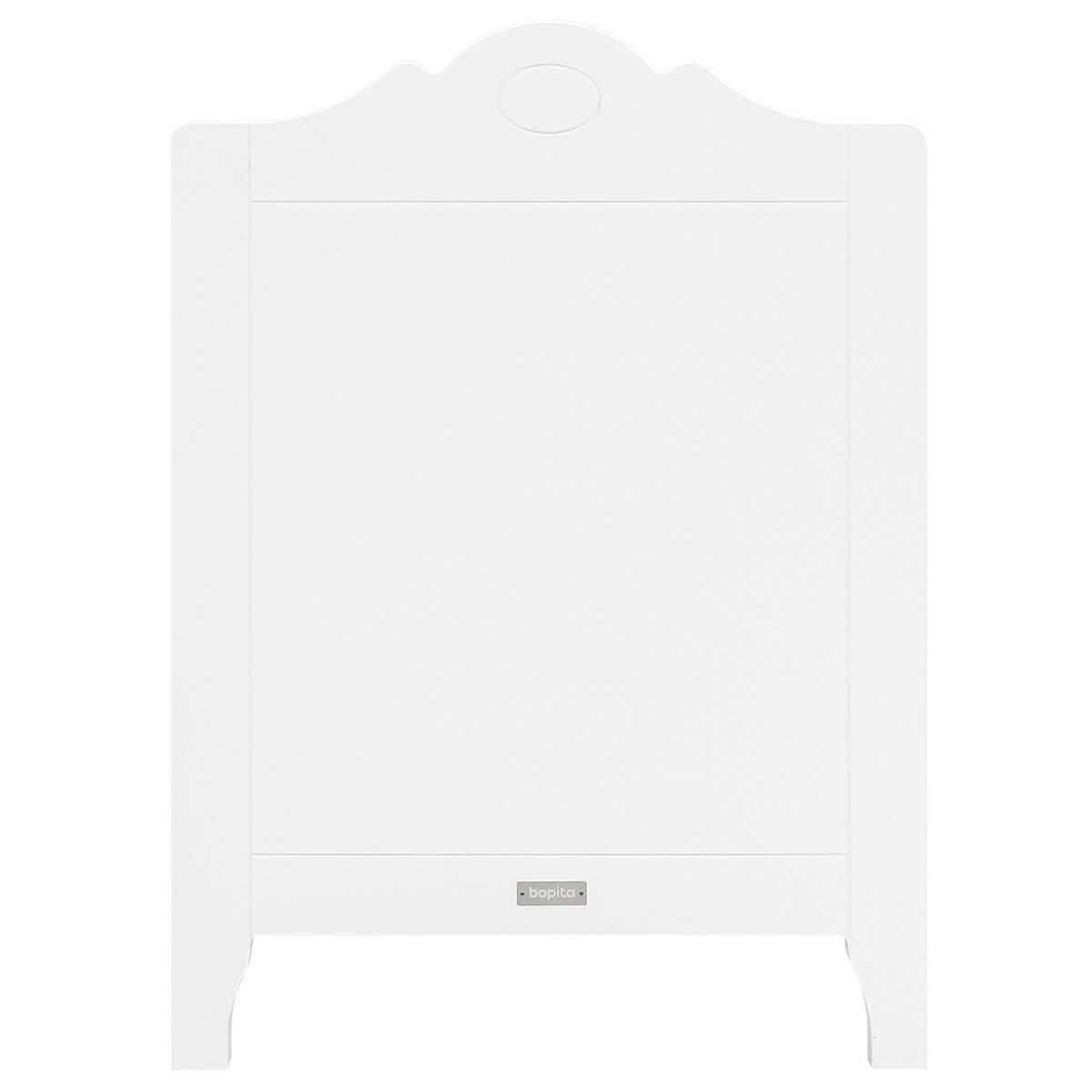 Cuna 60x120cm EVI Bopita blanco