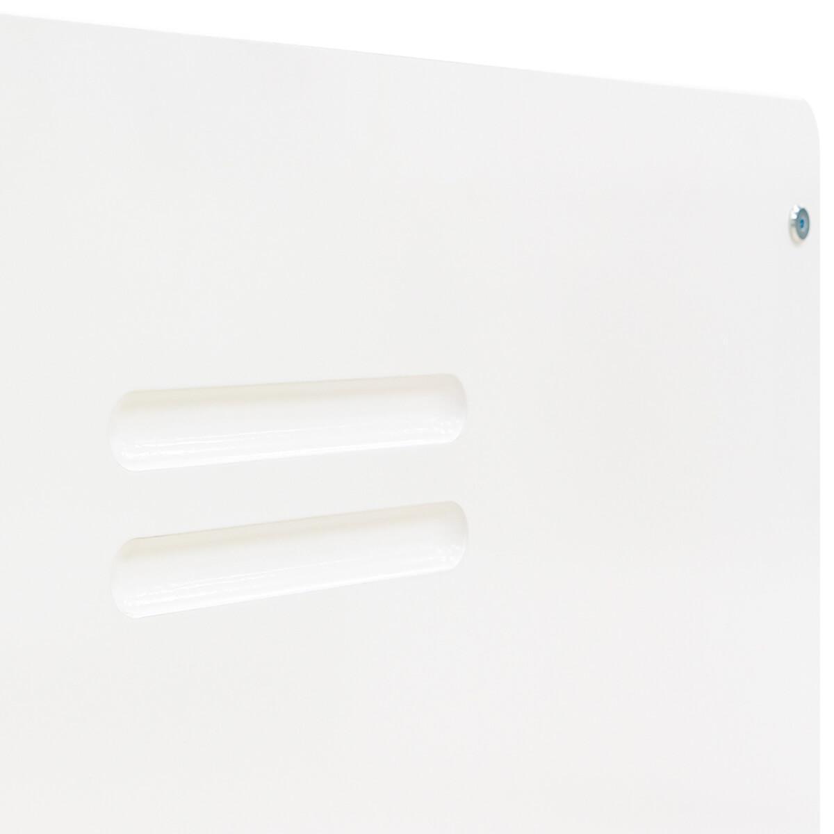 Cuna 60x120cm LOCKER Bopita blanco