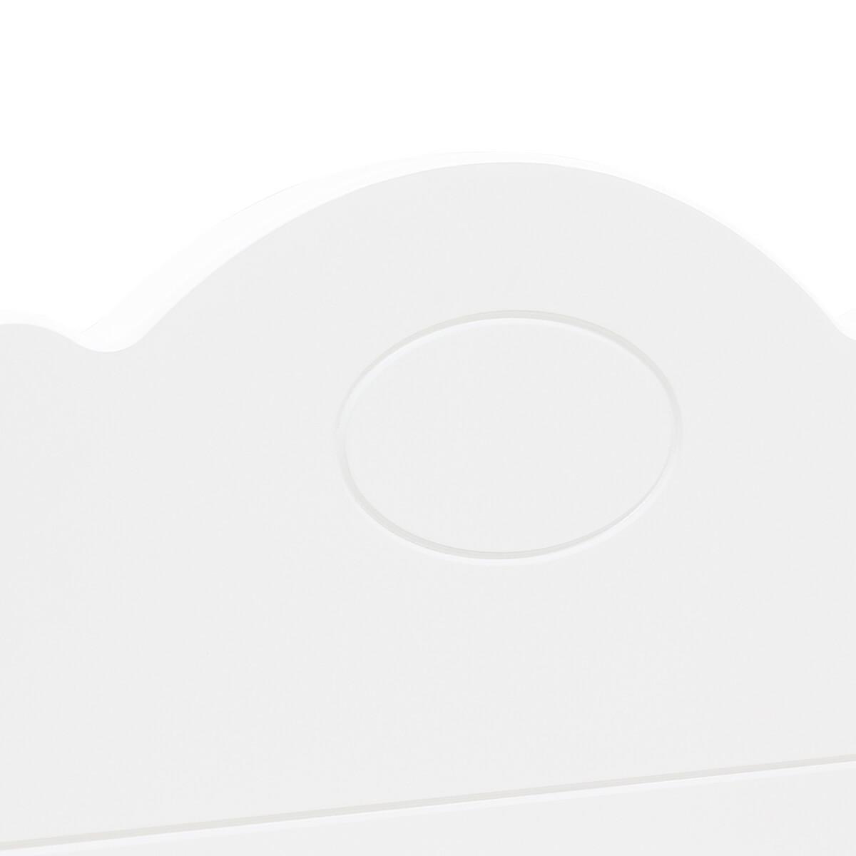 Cuna evolutiva 70X140cm EVI Bopita blanco