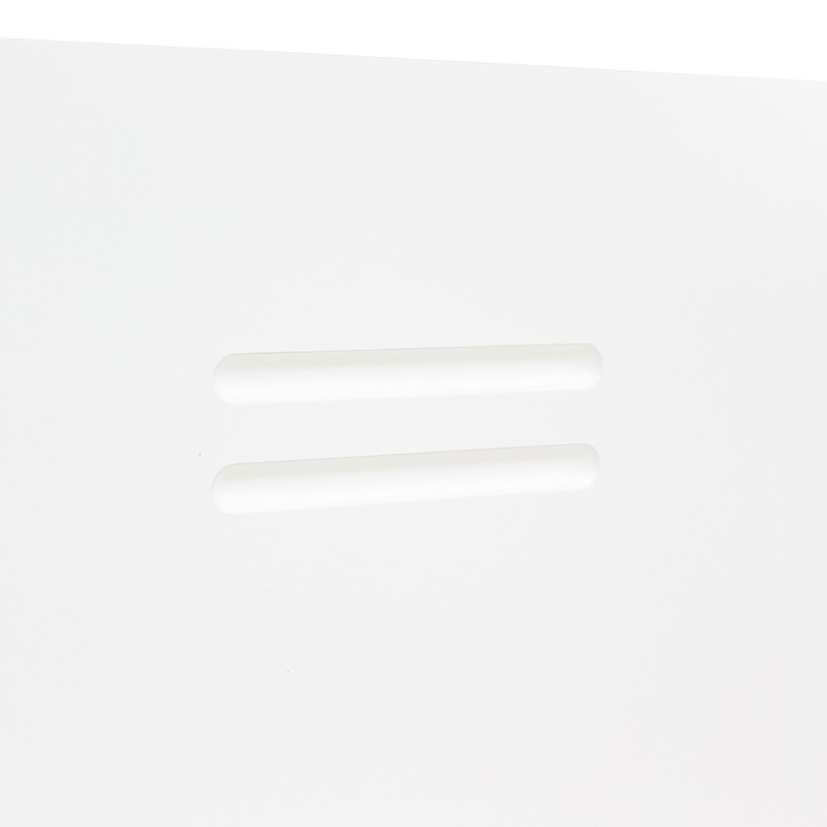 Cuna evolutiva 70x140cm LOCKER Bopita blanco