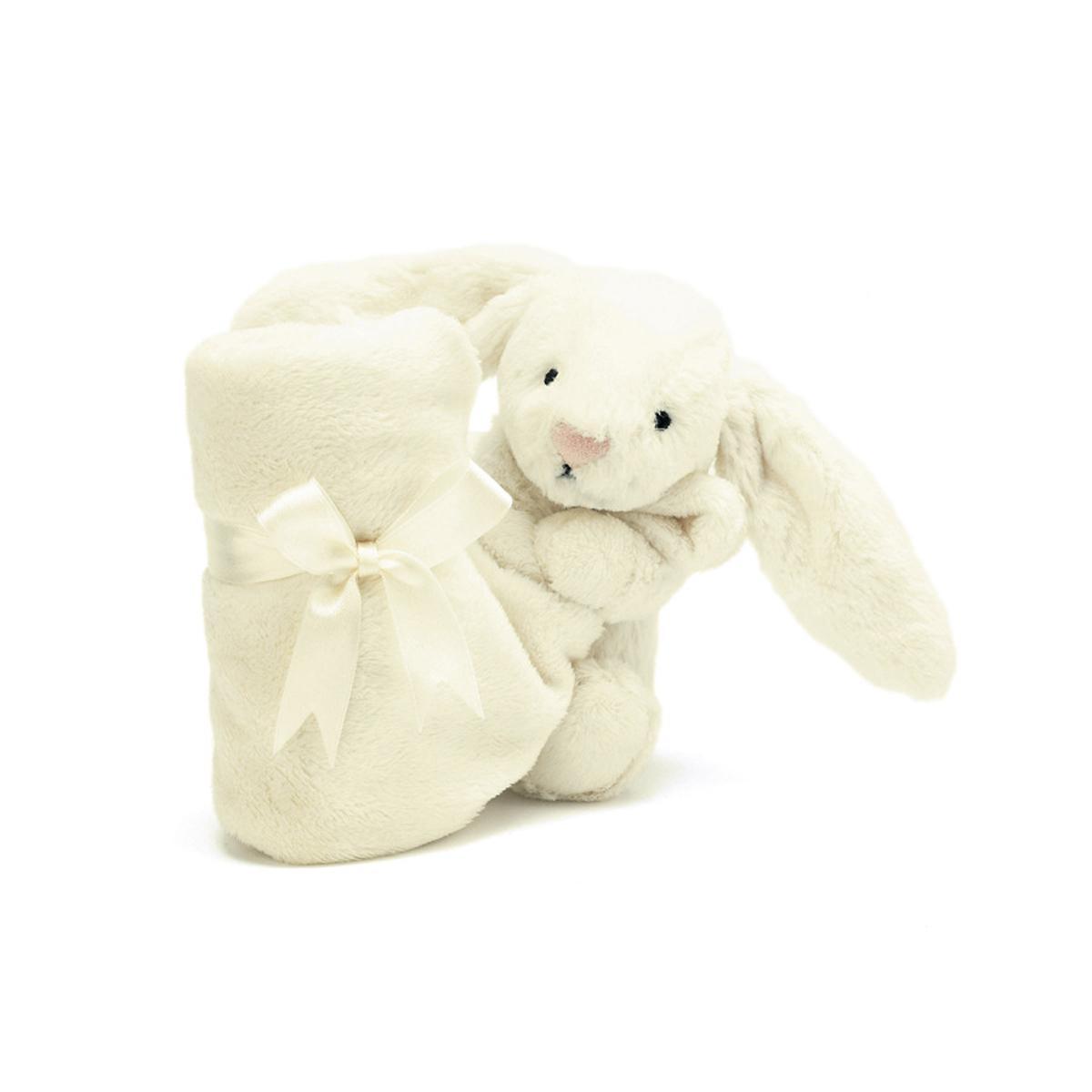 Doudou Conejo BASHFUL Jellycat crema