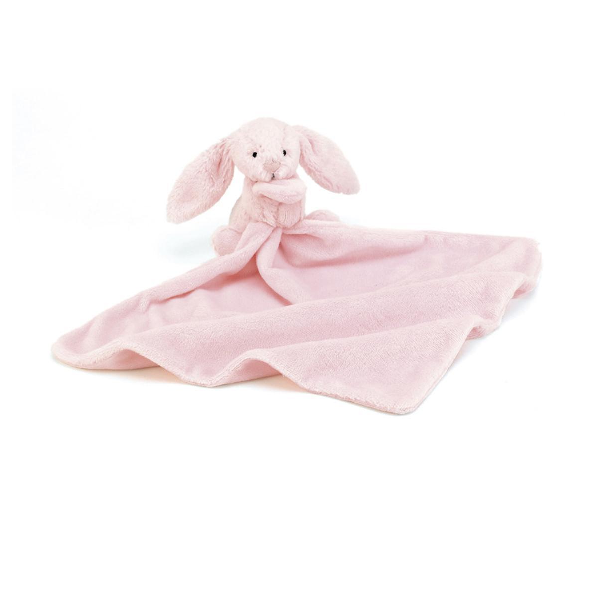 Doudou Conejo BASHFUL Jellycat rosa