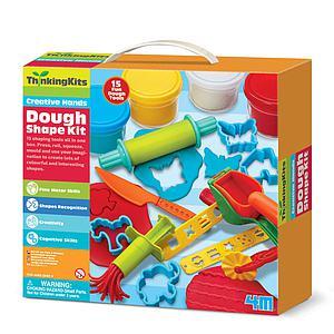 Dough Set PLASTILINA 4M