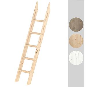 Escalera inclinada Cama alta CLASSIC Flexa terra