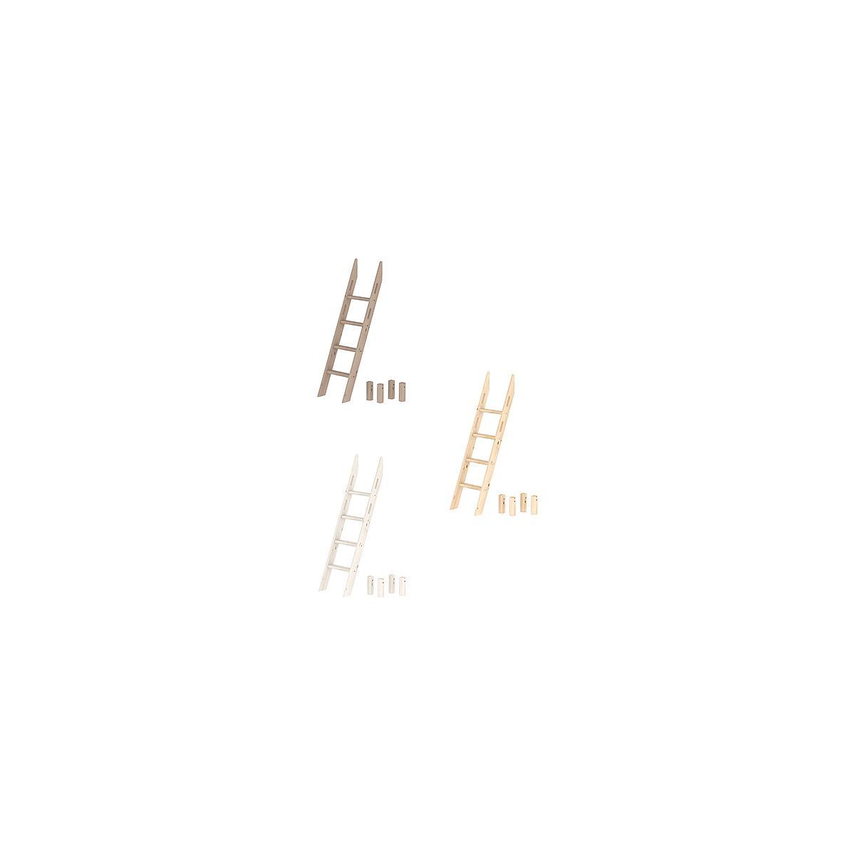 Escalera inclinada y unión Litera CLASSIC Flexa terra