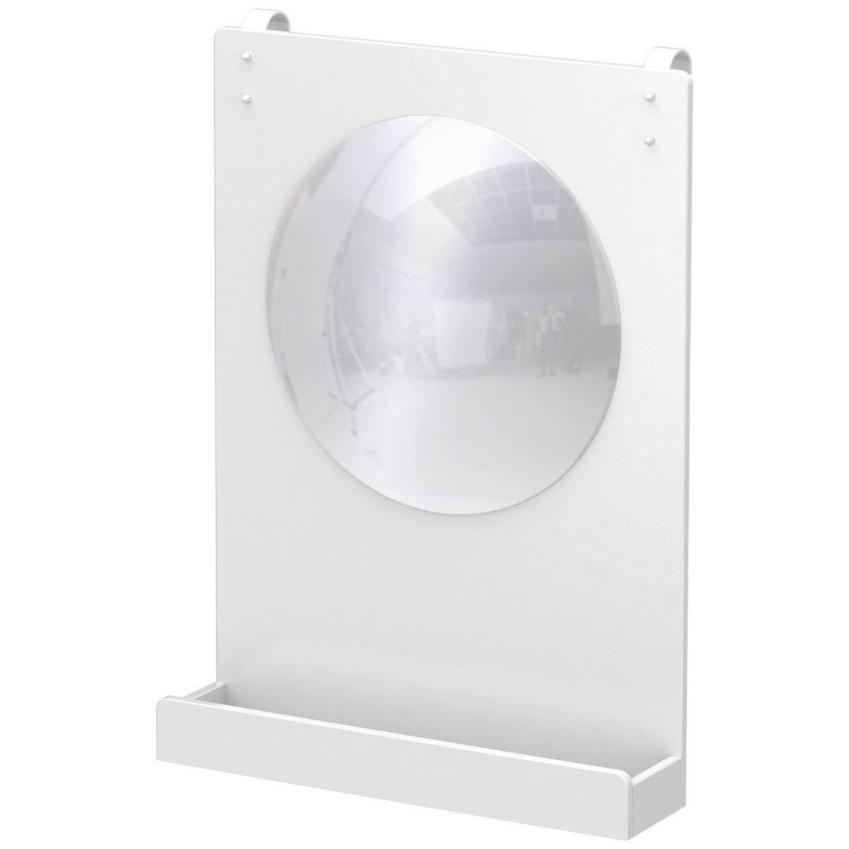 Espejo cama CLICKON CLASSIC Flexa blanco