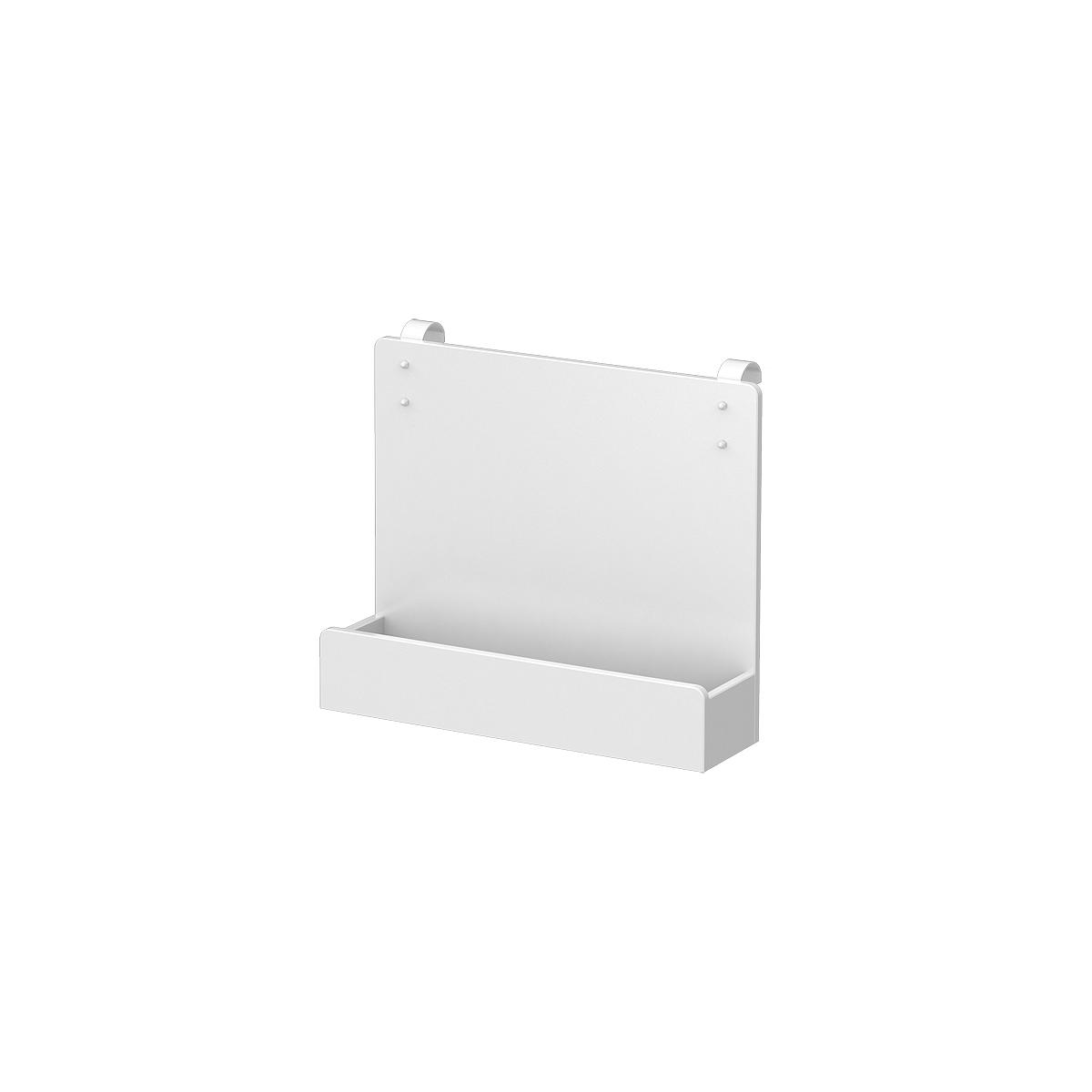 Estante libros Camas CLICKON WHITE Flexa blanco