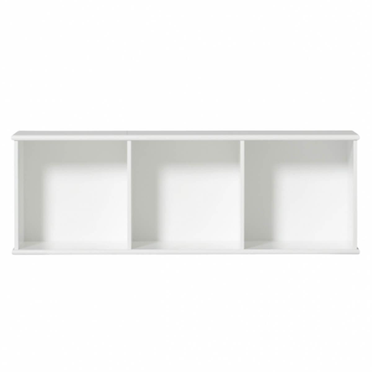 Estantería 106x36cm WOOD Oliver Furniture blanco