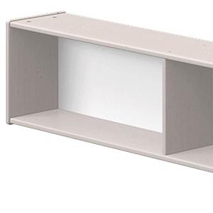 Estantería 3 compartimentos 190cm CLASSIC Flexa grey washed