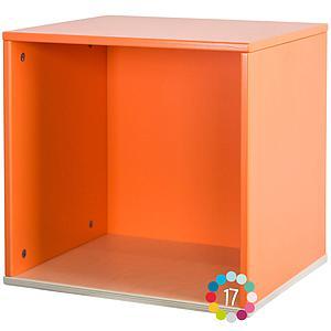 Estantería cubo COLORFLEX Abitare Kids pure orange
