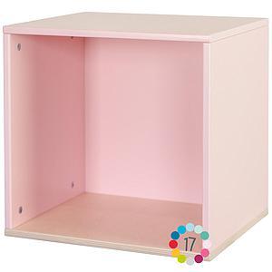Estantería cubo COLORFLEX Abitare Kids sweet pink