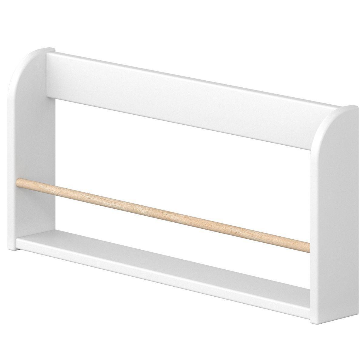Estantería de pared PLAY Flexa blanco